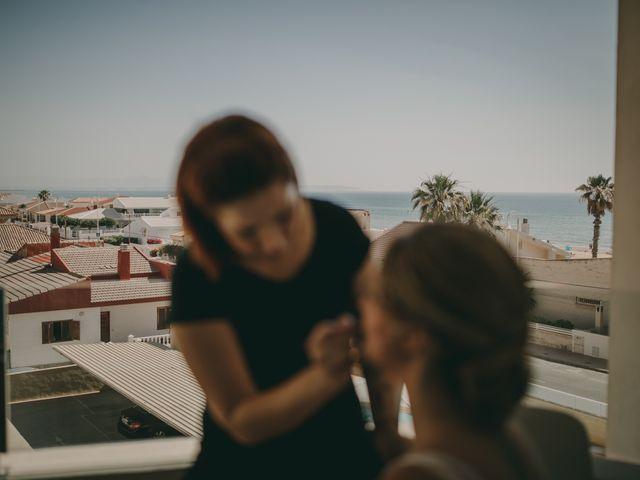 La boda de Cristian y Cristina en Guardamar Del Segura, Alicante 13