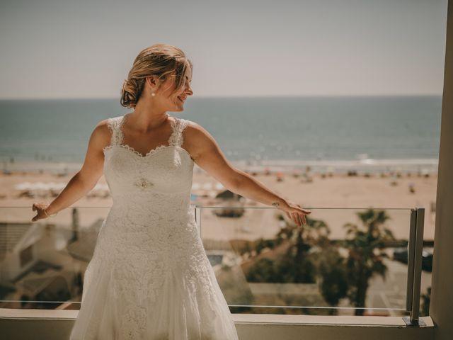 La boda de Cristian y Cristina en Guardamar Del Segura, Alicante 31
