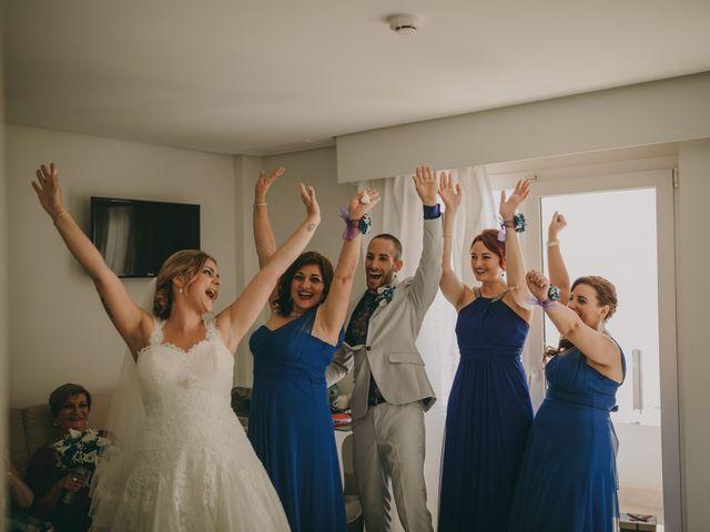 La boda de Cristian y Cristina en Guardamar Del Segura, Alicante 37