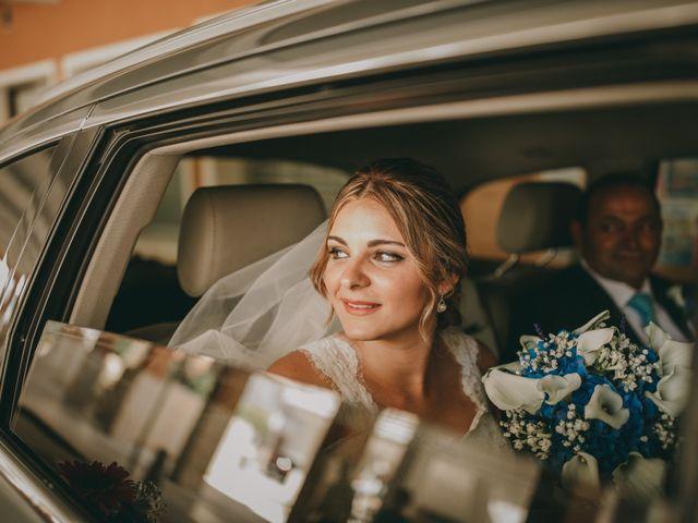La boda de Cristian y Cristina en Guardamar Del Segura, Alicante 40