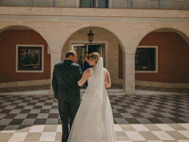 La boda de Cristian y Cristina en Guardamar Del Segura, Alicante 42
