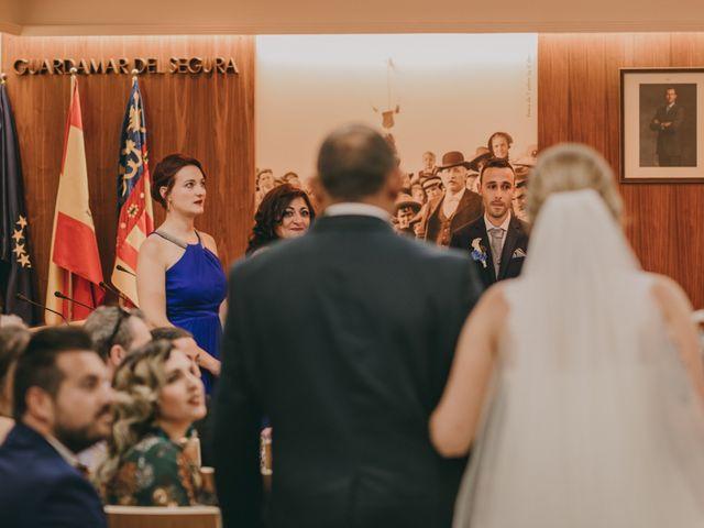 La boda de Cristian y Cristina en Guardamar Del Segura, Alicante 43