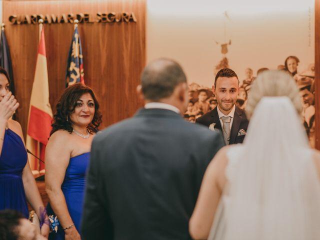 La boda de Cristian y Cristina en Guardamar Del Segura, Alicante 44