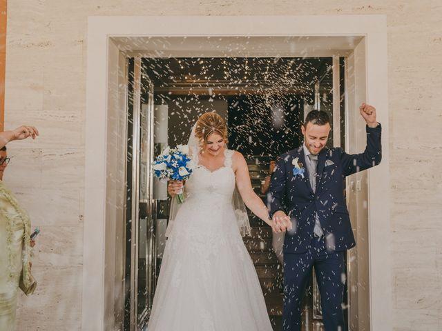 La boda de Cristian y Cristina en Guardamar Del Segura, Alicante 45
