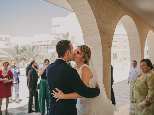 La boda de Cristian y Cristina en Guardamar Del Segura, Alicante 46