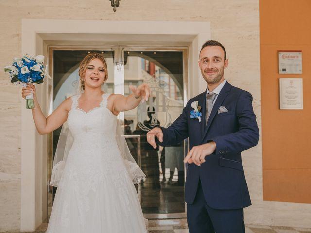 La boda de Cristian y Cristina en Guardamar Del Segura, Alicante 47