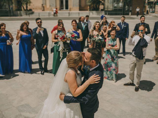 La boda de Cristian y Cristina en Guardamar Del Segura, Alicante 49