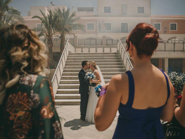 La boda de Cristian y Cristina en Guardamar Del Segura, Alicante 50