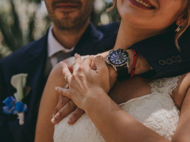 La boda de Cristian y Cristina en Guardamar Del Segura, Alicante 57