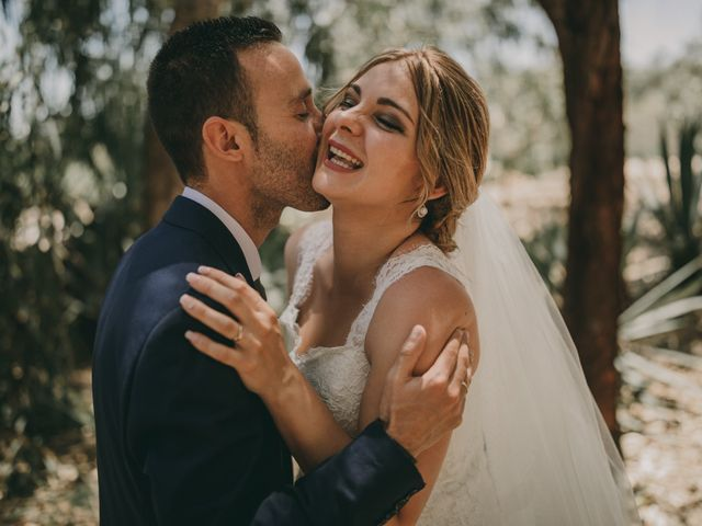 La boda de Cristian y Cristina en Guardamar Del Segura, Alicante 1