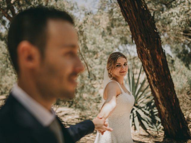 La boda de Cristian y Cristina en Guardamar Del Segura, Alicante 71