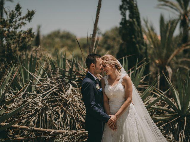 La boda de Cristian y Cristina en Guardamar Del Segura, Alicante 77