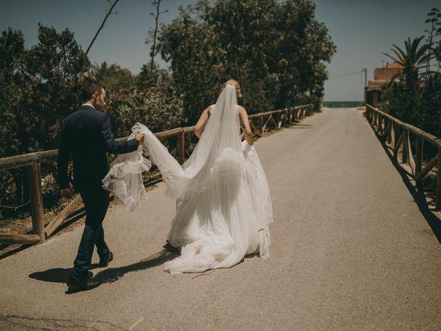 La boda de Cristian y Cristina en Guardamar Del Segura, Alicante 84