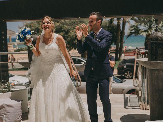 La boda de Cristian y Cristina en Guardamar Del Segura, Alicante 85