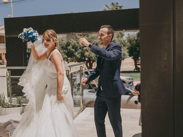 La boda de Cristian y Cristina en Guardamar Del Segura, Alicante 86