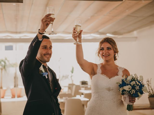 La boda de Cristian y Cristina en Guardamar Del Segura, Alicante 87