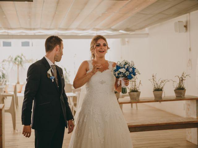 La boda de Cristian y Cristina en Guardamar Del Segura, Alicante 88