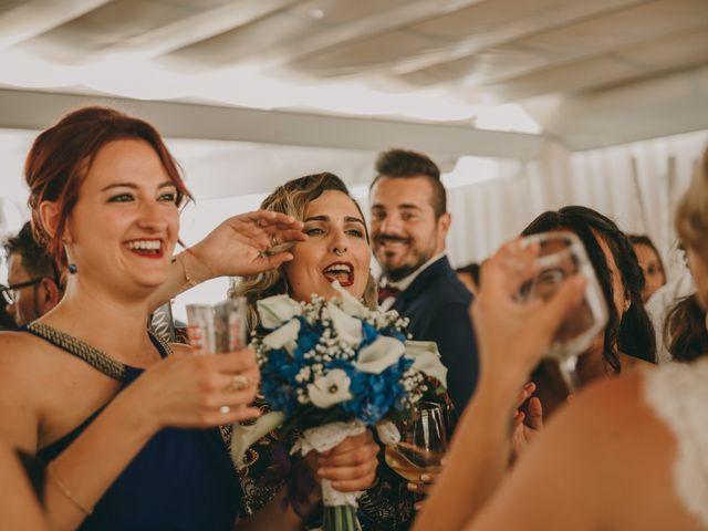 La boda de Cristian y Cristina en Guardamar Del Segura, Alicante 91