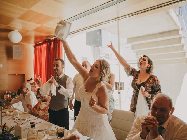 La boda de Cristian y Cristina en Guardamar Del Segura, Alicante 96