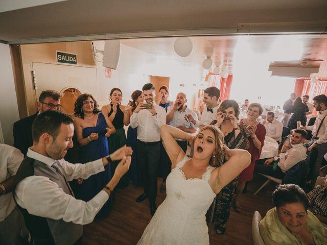 La boda de Cristian y Cristina en Guardamar Del Segura, Alicante 102