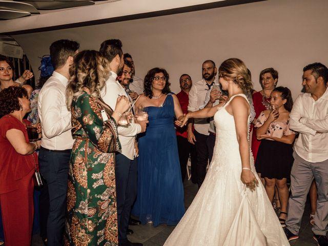 La boda de Cristian y Cristina en Guardamar Del Segura, Alicante 105