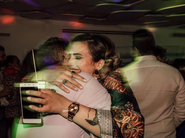 La boda de Cristian y Cristina en Guardamar Del Segura, Alicante 109