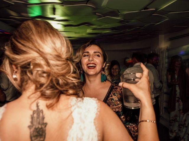 La boda de Cristian y Cristina en Guardamar Del Segura, Alicante 113