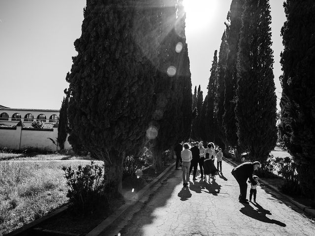 La boda de Oscar y Susana en L' Ametlla Del Valles, Barcelona 1