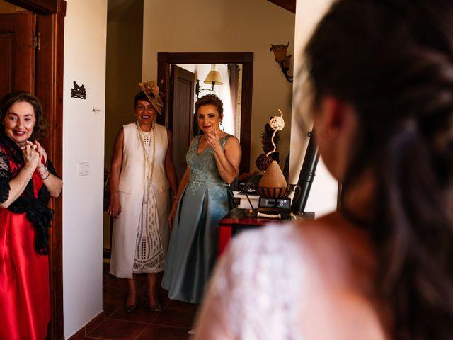 La boda de Mariano y Alba en Villanubla, Valladolid 2