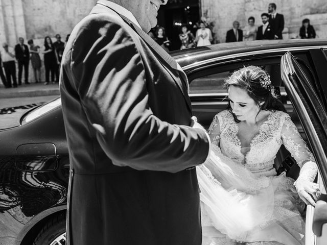 La boda de Mariano y Alba en Villanubla, Valladolid 6