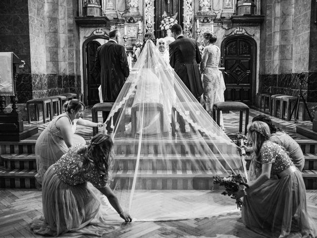 La boda de Mariano y Alba en Villanubla, Valladolid 9