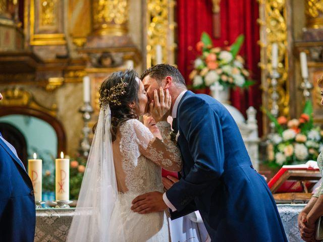 La boda de Mariano y Alba en Villanubla, Valladolid 10