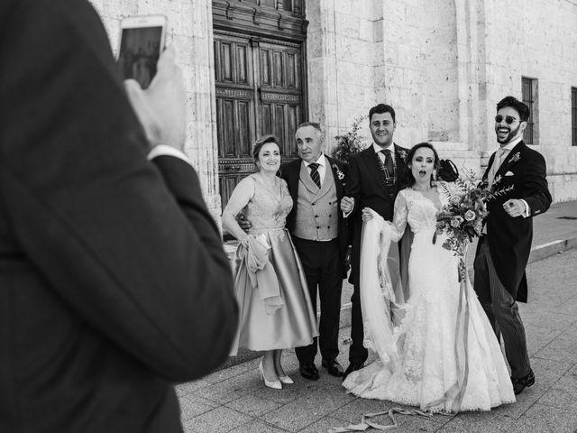 La boda de Mariano y Alba en Villanubla, Valladolid 11