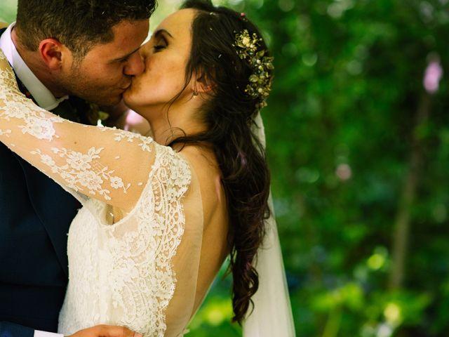 La boda de Alba y Mariano