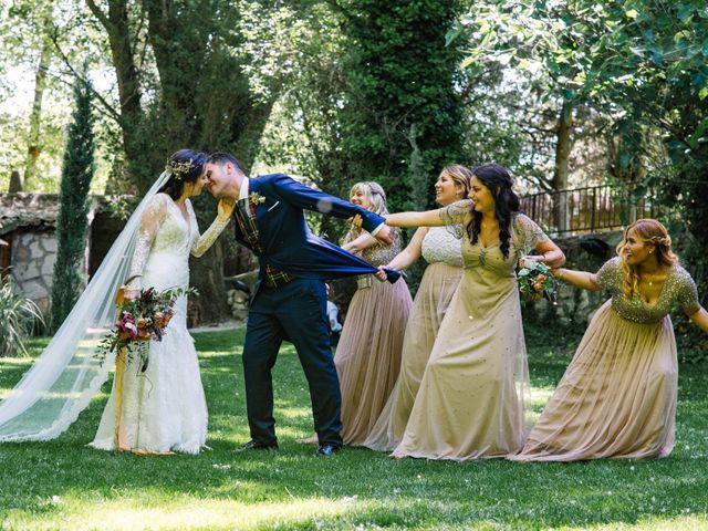 La boda de Mariano y Alba en Villanubla, Valladolid 14