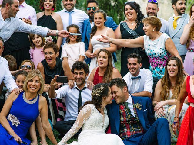 La boda de Mariano y Alba en Villanubla, Valladolid 19