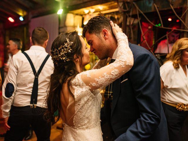 La boda de Mariano y Alba en Villanubla, Valladolid 34