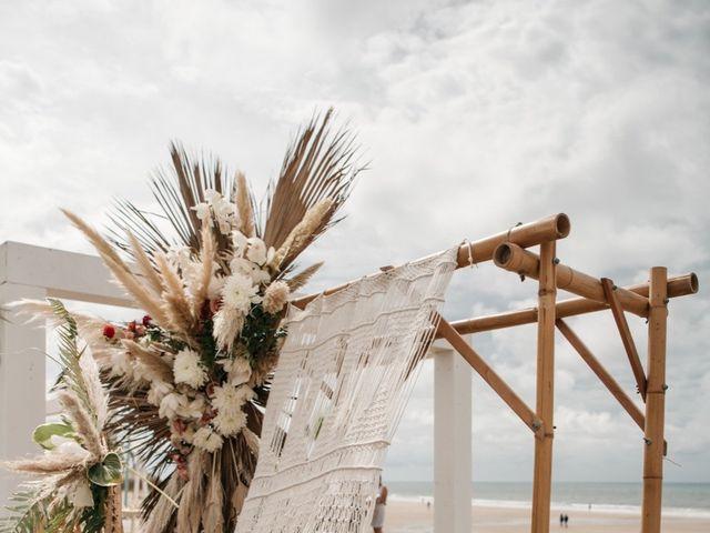La boda de Manolo y Loreto en Chipiona, Cádiz 5