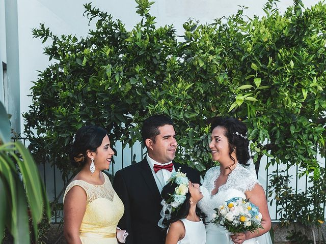 La boda de Leo y Hena en Villanueva De La Serena, Badajoz 22
