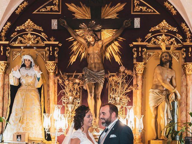 La boda de Leo y Hena en Villanueva De La Serena, Badajoz 1