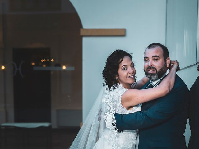 La boda de Leo y Hena en Villanueva De La Serena, Badajoz 37