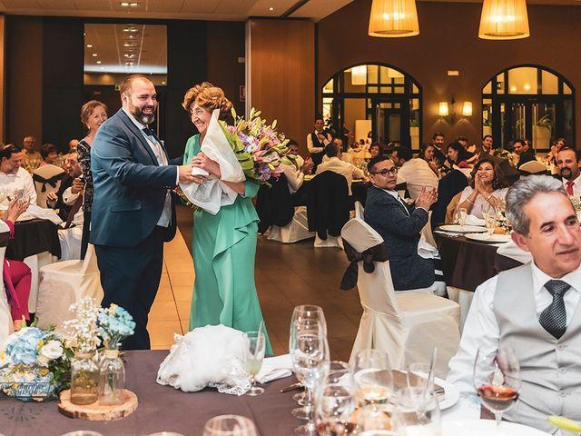 La boda de Leo y Hena en Villanueva De La Serena, Badajoz 47
