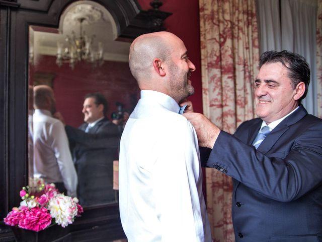 La boda de Fran y Tatiana en Redondela, Pontevedra 13