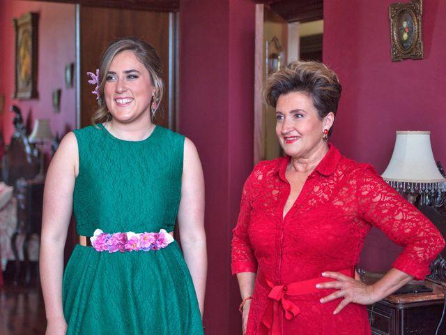 La boda de Fran y Tatiana en Redondela, Pontevedra 16