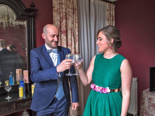 La boda de Fran y Tatiana en Redondela, Pontevedra 19