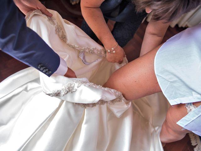 La boda de Fran y Tatiana en Redondela, Pontevedra 23