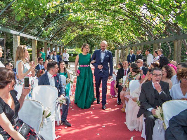 La boda de Fran y Tatiana en Redondela, Pontevedra 31
