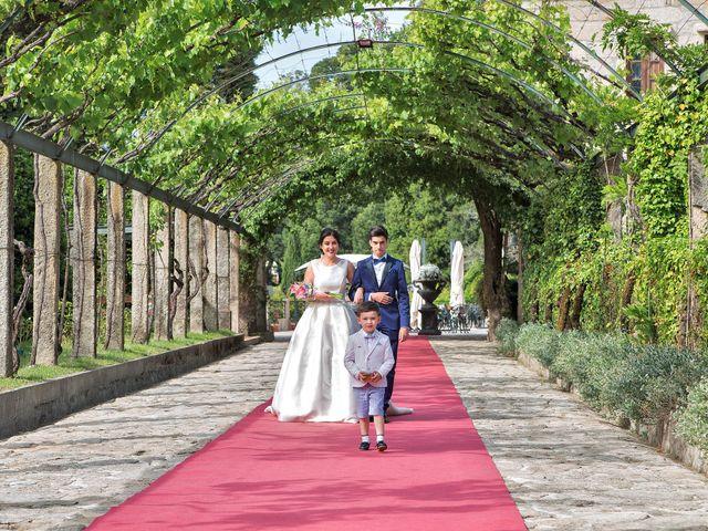 La boda de Fran y Tatiana en Redondela, Pontevedra 34