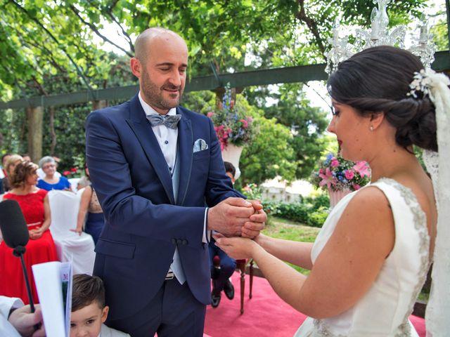 La boda de Fran y Tatiana en Redondela, Pontevedra 41