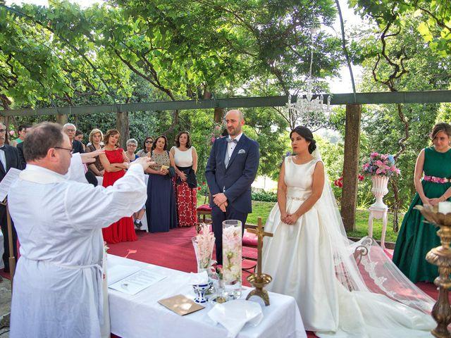 La boda de Fran y Tatiana en Redondela, Pontevedra 50